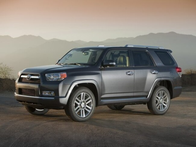Used vehicle 2012 Toyota 4Runner SR5 SUV for sale near you in Stafford, VA