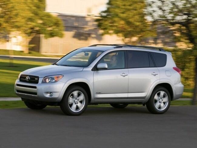 2012 Toyota RAV4 Base I4 4WD SUV