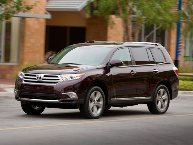 Used 2012 Toyota Highlander SUV in Erie, PA