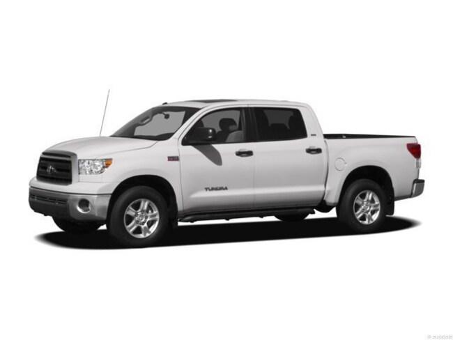 2012 Toyota Tundra 5.7L V8 w/FFV CrewMax 4x4 Truck CrewMax