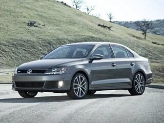 2012 Volkswagen Jetta 2.0L TDI w/Premium Sedan