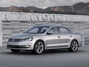 2012 Volkswagen Passat 2.0L TDI SEL Premium