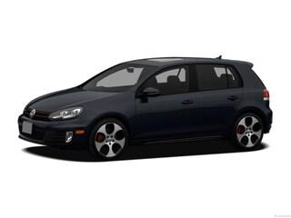 Used 2012 Volkswagen GTI Base Hatchback for sale