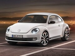 Bargain Used Vehicles 2012 Volkswagen Beetle 2.5L w/PZEV (A6) Hatchback for sale in Stockton, CA