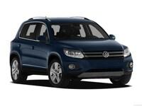2012 Volkswagen Tiguan SUV