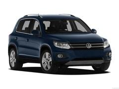 2012 Volkswagen Tiguan SEL SUV