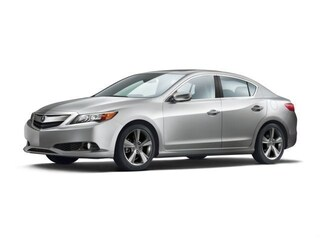 2013 Acura ILX 5-Speed Automatic with Premium Package Sedan