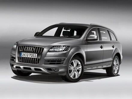 2013 Audi Q7 3.0 TDI Premium (Tiptronic) SUV