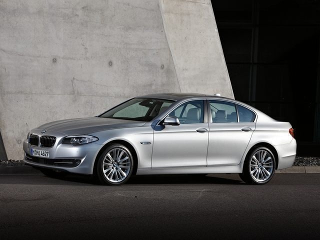 2013 BMW 535i xDrive Sedan All-wheel Drive