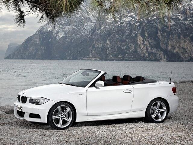 2013 BMW 1 Series 3064