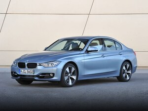 2013 BMW 3 Series ActiveHybrid 3
