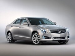 2013 CADILLAC ATS 2.0L Turbo Luxury Sedan