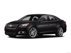 2013 Chevrolet Malibu Eco Premium Audio Sedan