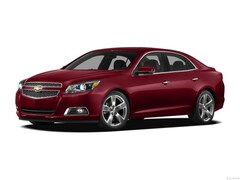 Pre-Owned 2013 Chevrolet Malibu 1LS Sedan for sale in Lima, OH