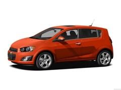 2013 Chevrolet Sonic LT Manual Hatchback