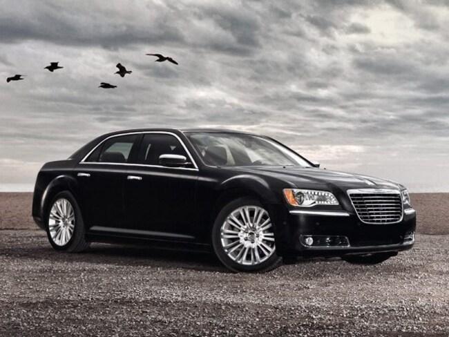 Used 2013 Chrysler 300C Base Sedan For Sale in Atlus, OK
