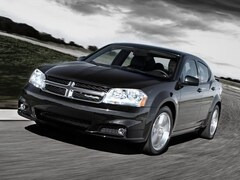 2013 Dodge Avenger SXT 4dr Sedan Sedan