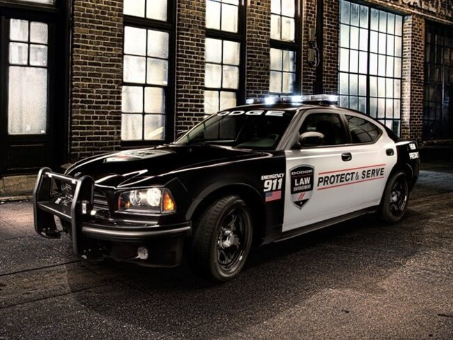 Used 2013 Dodge Charger Police For Sale Ewen Mi