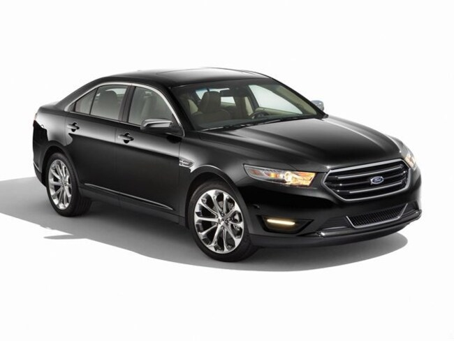 Used 2013 Ford Taurus SEL Sedan Levelland