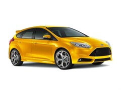 Used 2013 Ford Focus ST Compact Car for sale in Mansfield, OH