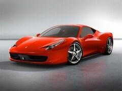 Pre-Owned 2013 Ferrari 458 Italia Coupe for sale in Atlanta