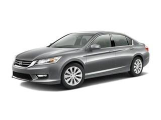 2013 Honda Accord 4dr I4 CVT EX Sedan