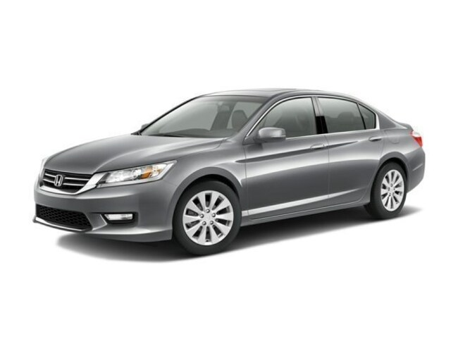 2013 Honda Accord Sdn EX-L Sedan