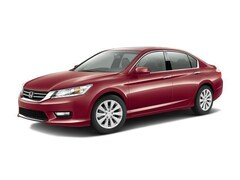 used 2013 Honda Accord EX-L V-6 Sedan