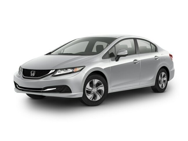 Used 2013 Honda Civic LX LX  Sedan 5A Chiefland