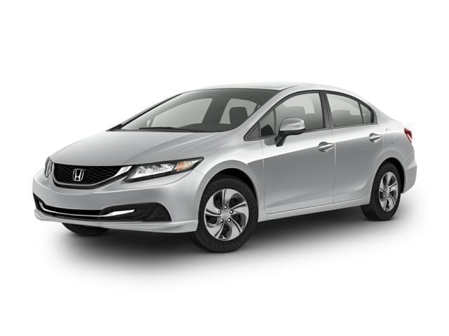 Used 2013 Honda Civic LX Sedan In Sarasota