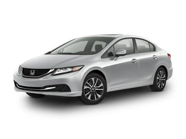 2013 Honda Civic EX Sedan Savannah GA