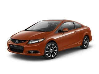 2013 Honda Civic Si w/Summer Tires Coupe