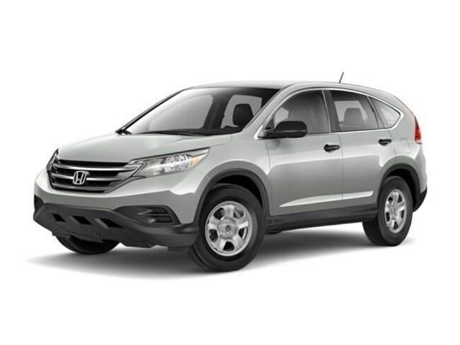 Used 2013 Honda CR-V LX FWD SUV Bakersfield