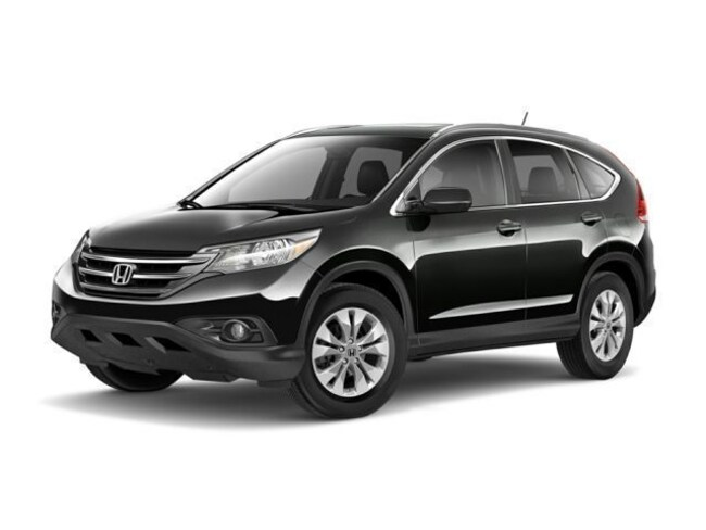 Used 2013 Honda CR-V EX-L SUV for Sale in Plano TX