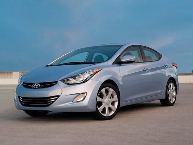 2013 Hyundai Elantra Limited Sedan
