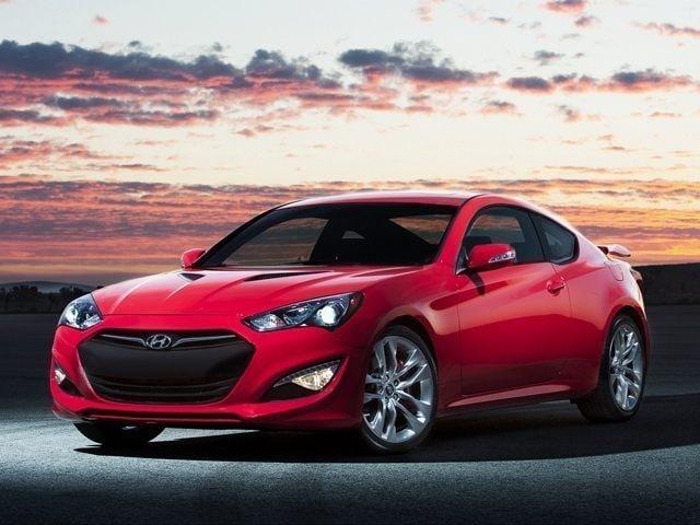 2013 Hyundai Genesis Coupe 3.8 Coupe
