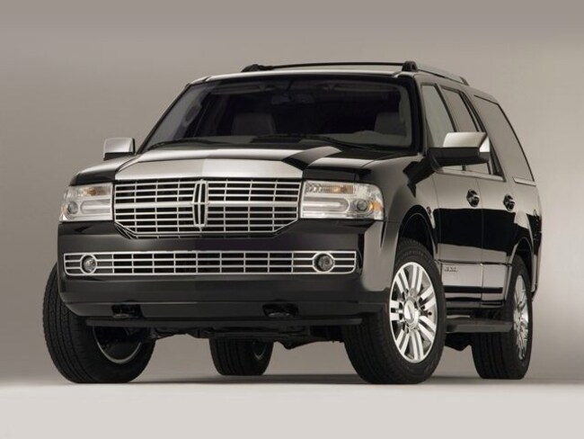 2013 Lincoln Navigator 4x2 SUV