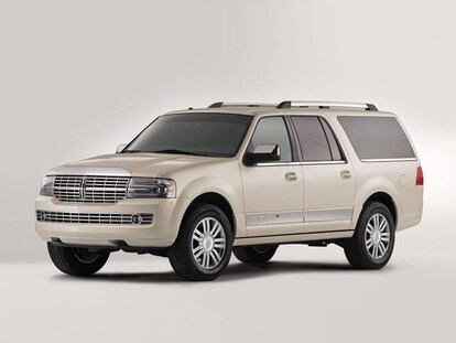 Used 2013 Lincoln Navigator L For Sale at Billingsley Family