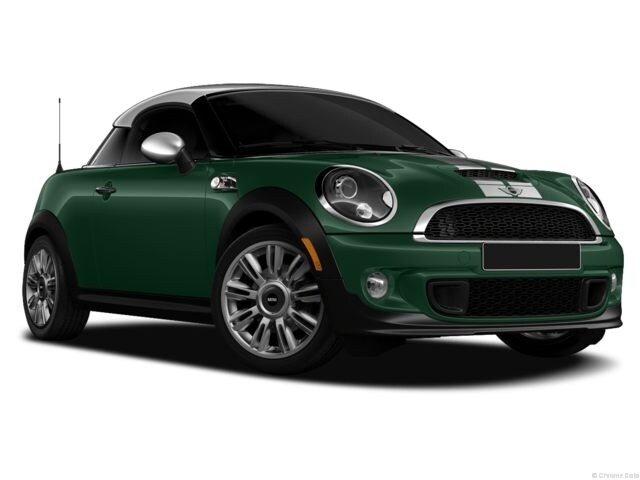 Used 2013 MINI Coupe S Coupe for sale in Houston