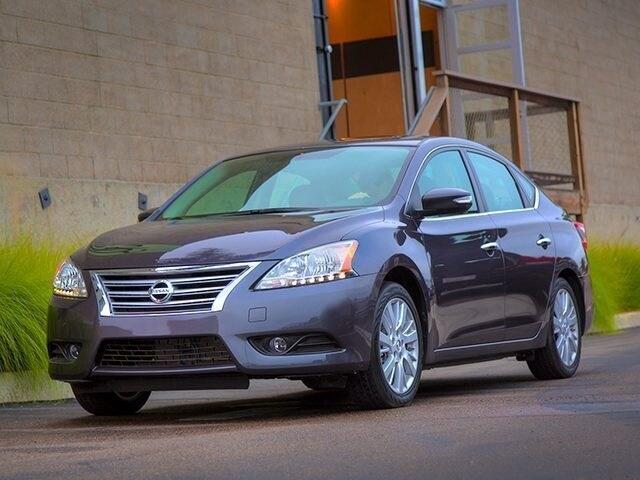 2013 Nissan Sentra FE+ SV Sedan