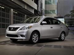 Used 2013 Nissan Versa 1.6 SV Sedan Winston Salem
