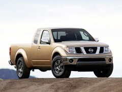 2013 Nissan Frontier Truck King Cab