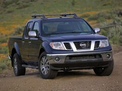 Used 2013 Nissan Frontier SV 4WD Crew Cab SWB Auto Truck Crew Cab for sale in Clearwater