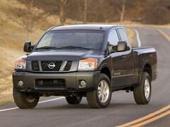 2013 Nissan Titan PRO Truck