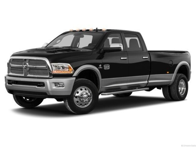 2013 Ram 3500 Laramie 4x4 Truck Crew Cab