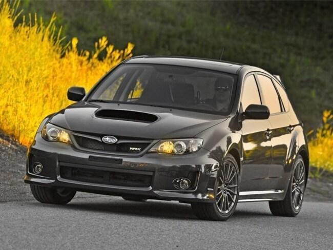 Used 2013 Subaru Impreza WRX WRX 119642 miles Stock S19204A VIN JF1GR7E63DG828475