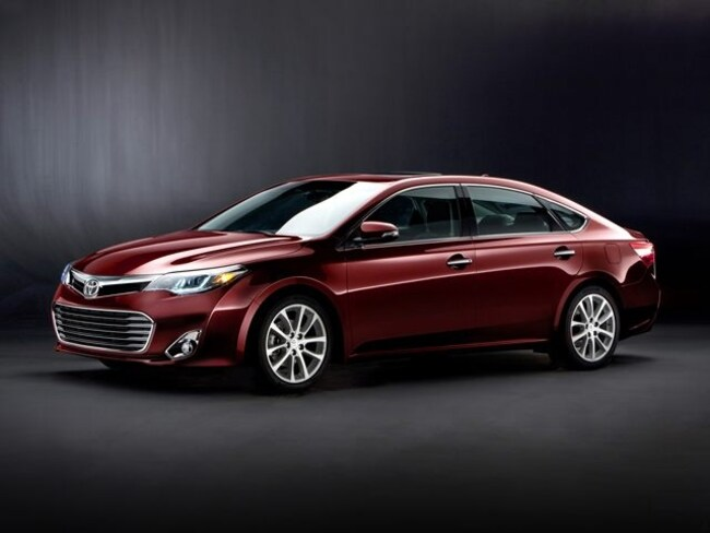 2013 Toyota Avalon XLE Sedan