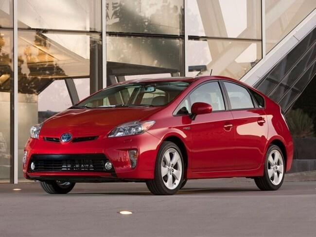 2013 Toyota Prius Base Hatchback