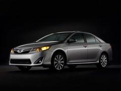 2013 Toyota Camry Hybrid XLE (Natl) Sedan