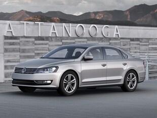 2013 Volkswagen Passat 2.5L Sedan